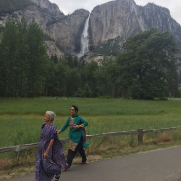 indians in yosemite